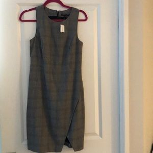 NWT houndstooth banana Republic dress